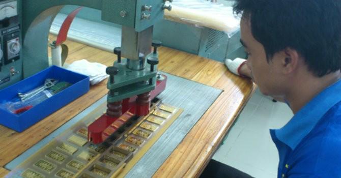 Nhà máy in tiền quốc gia báo lãi tăng vọt năm 2016