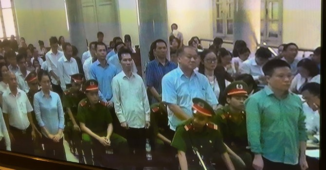 """Vụ án Hà Văn Thắm: Có hay không việc hồ sơ bị """"cắt xén""""?"""