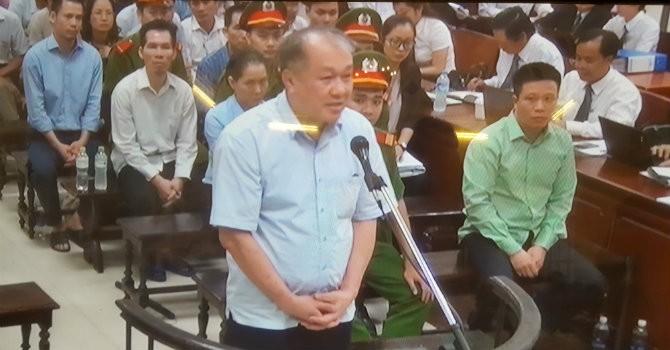 Phiên toà vụ Hà Văn Thắm chiều 29/8: Bà Sáu Phấn tố bị Hà Văn Thắm đe dọa