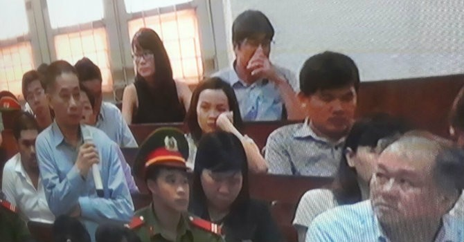 Phiên toà sáng 7/9: Kế toán trưởng PVN bất ngờ thay đổi lời khai, nhận 20 tỷ từ Nguyễn Xuân Sơn