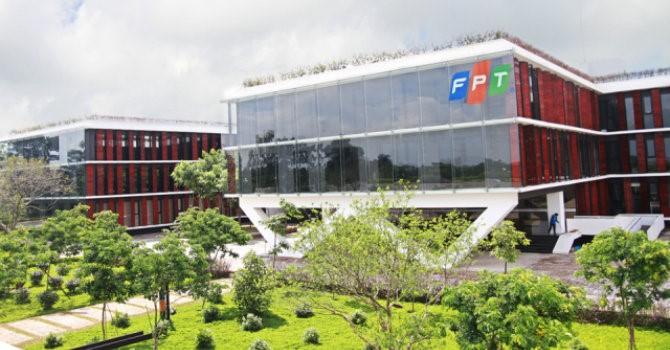 FPT báo lãi gần 2.000 tỷ đồng sau 8 tháng