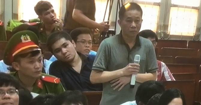 Phiên toà chiều 21/9: Ninh Văn Quỳnh xin được khắc phục hậu quả, hưởng sự khoan hồng