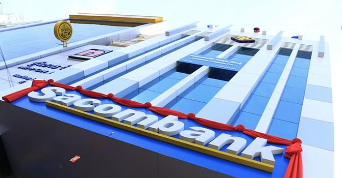 Sacombank sắp trả cổ tức 20%
