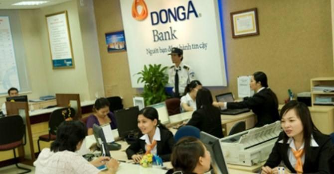 Được nới lỏng kiểm soát đặc biệt, DongABank tiếp tục tăng lãi suất huy động