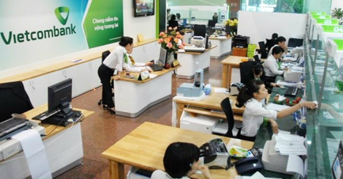 Sau kiểm toán nhà nước, lợi nhuận năm 2014 của Vietcombank giảm 33,6 tỷ đồng