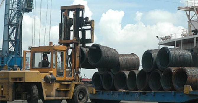 """""""Một mẩu"""" đi giám định, hàng nghìn tấn thép nằm chờ"""
