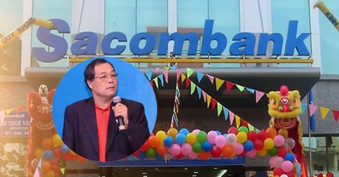 Ông Trầm Bê rời ghế Phó chủ tịch Sacombank