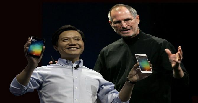 """[Ảnh] Xiaomi và những sản phẩm """"nhái"""" lại Apple"""