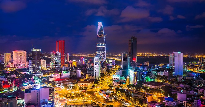 HSBC Lifts GDP Growth Forecast for Vietnam to 6.6% in 2015