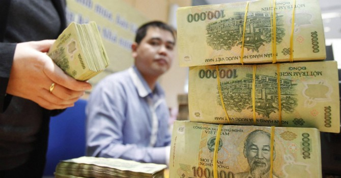 Vietnam Finance Ministry Borrows 30T VND from Central Bank