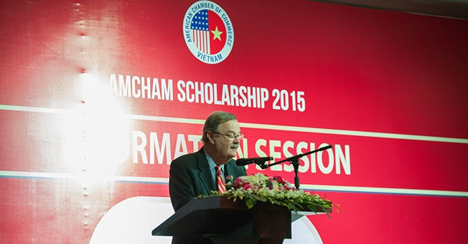 AmCham to aid Vietnam in tapping TPP, says executive