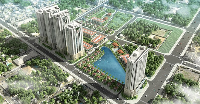 TPP likely to revive Vietnam real estate market