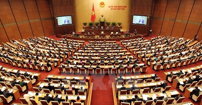 Vietnam parliament to approve TPP in June 2016 at the earliest
