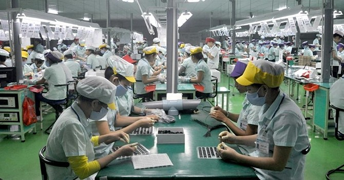 Samsung Electronics Vietnam exports set to hit $30B in 2015