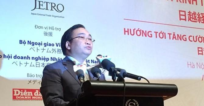 TPP to Help Augment Vietnam-Japan Economic Relations: Deputy PM Hai