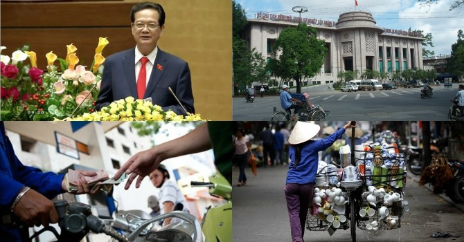 Vietnam Aims at Faster Economic Growth, Bad Debt Cut to 2.9%