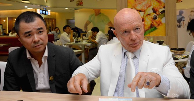 Mark Mobius to Pour $3 Billion into Vietnam