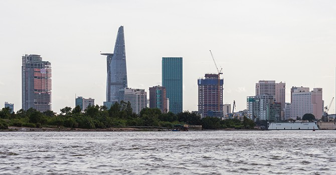 Real Estate Tops Industries with FDI in Ho Chi Minh City