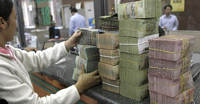 Vietnam Bank Lending Expands Rapidly