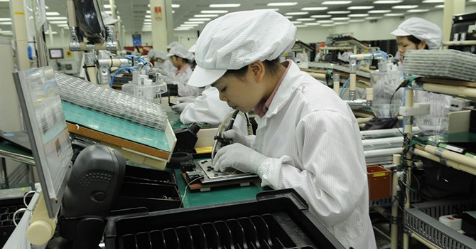 Vietnam's PMI Rebounds to 50.1 in October, vs. 49.5 in September