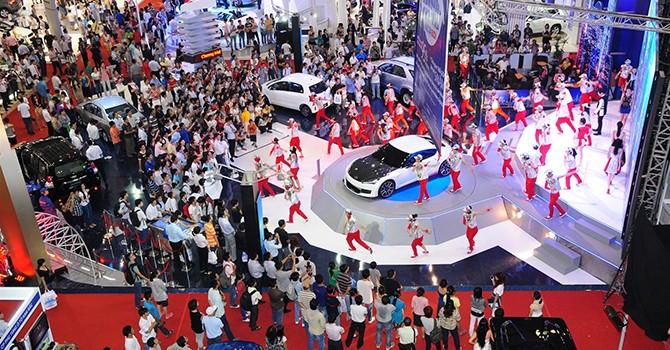 Vietnam CBU Auto Imports Double y/y to $2.3 Billion in Jan-Oct