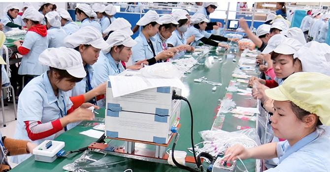 Vietnam Economic Growth Set to Quicken to 6.7% in 2016