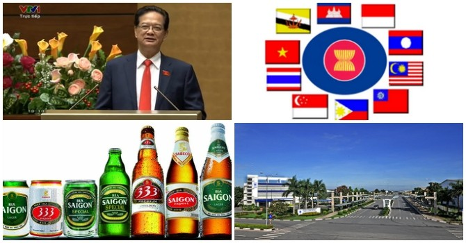 [Round-up] Vietnam Govt Aims at Faster Economic Growth, Eases Restriction on Used Machinery Import