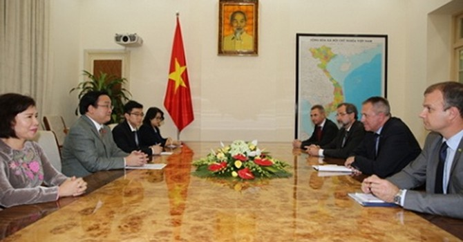 Slovenia Biz Want to Boost Investment in Vietnam: Minister