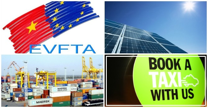 [Round-up] EU, Vietnam to Ink FTA in Dec, Foreign Firms Eye Solar Power Projects