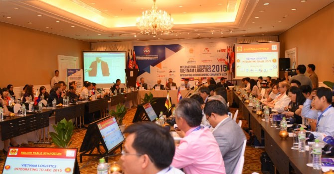 ASEAN Logistics Firms Eye Enhanced Connectivity ahead of AEC Formation