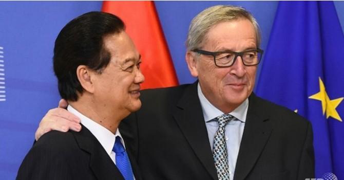 Vietnam, EU Ink Free Trade Accord