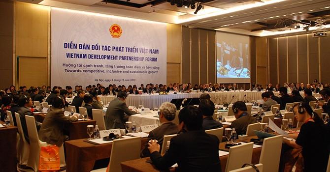 Foreign Partners Urge Vietnam to Quicken Reforms