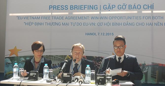 EVFTA Will Trigger Bigger Wave of European Investment in Vietnam: EU Ambassador