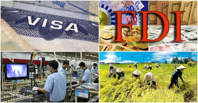 [Round-up] Upsurge Forecast for U.S. FDI, Vietnam Govt Wants Looser Visa Policy for American Citizens