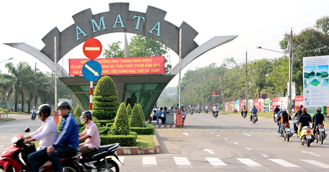Thailand's Amata to Develop More Billion-USD Industrial Estates in Vietnam