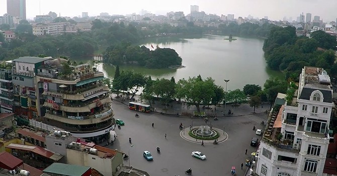Hanoi Economy Grows 9.24% in 2015: Report