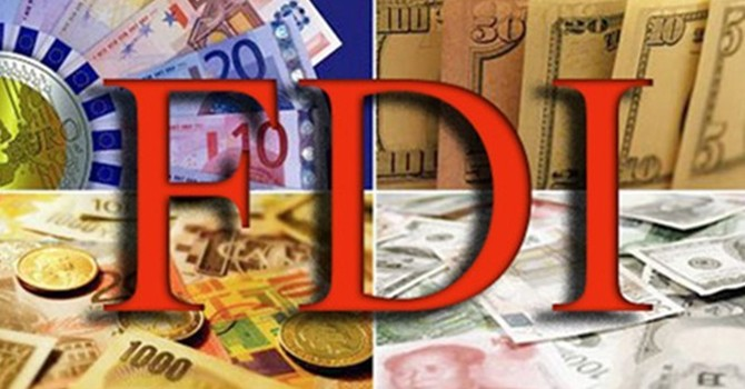 Pledged FDI in Vietnam Rises 12.5% y/y to $22.76 Billion