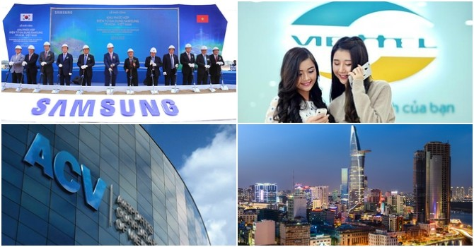 [Round-up] Vietnam GDP Growth Seen at 6.7%-6.8% in 2016, S. Korea Tops Investors in 2015