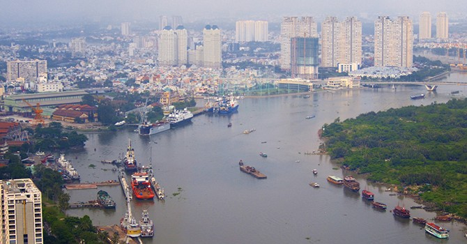 FDI Flows to HCM City Real Estate Strongest in Five Years
