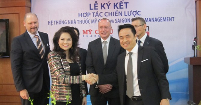 Saigon Asset Management Buys in Medicine Distributor