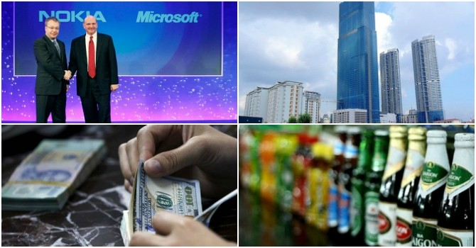[Round-up] AON Holdings Takes over Vietnam's Tallest Building, Lenovo Laptops Turned down