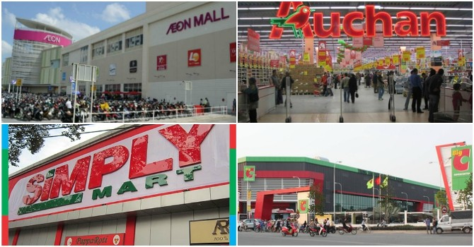 Foreign Players Gain Larger Footing in Vietnam Retail Market