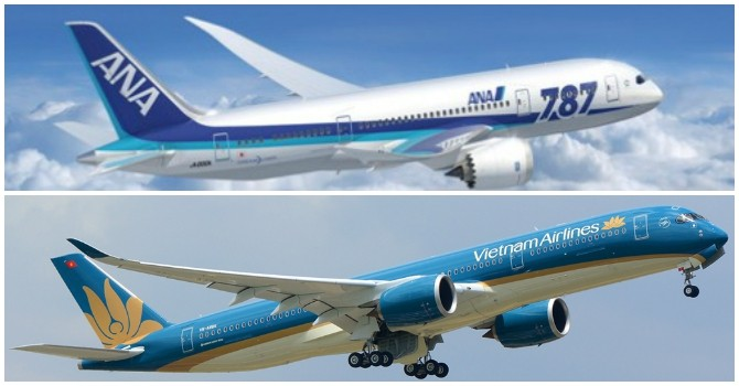 Vietnam Airlines to Sell 8.8% Stake to All Nippon Airways