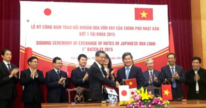 Japan Provides $812 Million ODA for Vietnam after Kickback Scandal