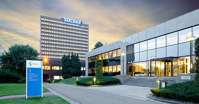 Belgium Chemical Firm Solvay Eyes Stronger Business Linkage in Vietnam