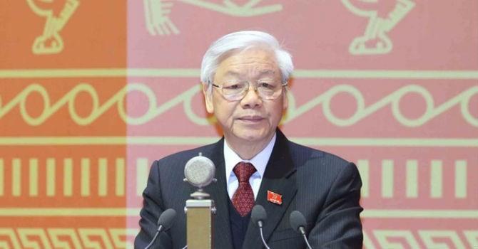 Vietnam Communist Party Announces Top Leadership