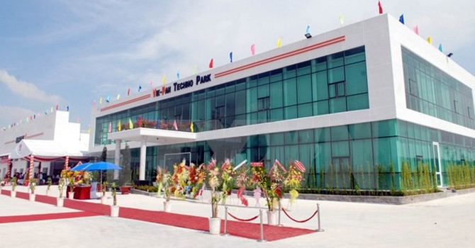 More Japan Firms Put down Roots in Viet-Pan Techno Park