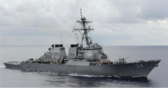 Mỹ, Ấn Độ tính chuyện tuần tra chung trên Biển Đông