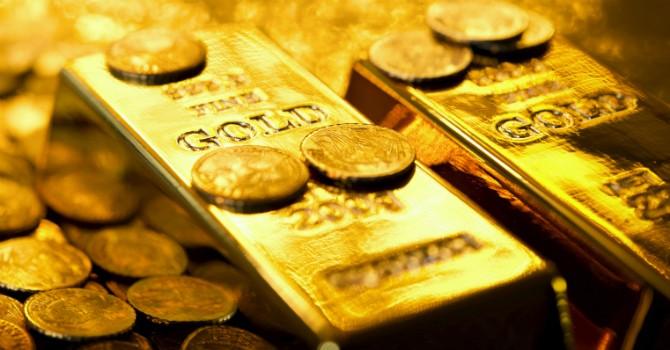 Giá vàng lên đỉnh 1 năm khi chứng khoán lao dốc