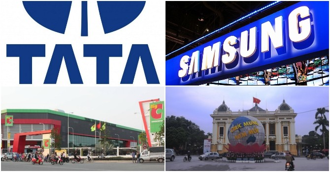 [Round-up] Samsung Pledges Expansion, Tata Sons Eyes Vietnam as Future Market